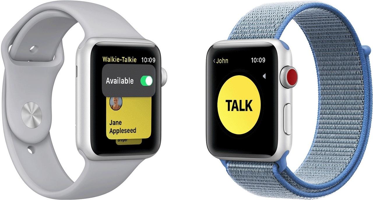 Apple Watchの「トランシーバー」に盗聴リスク。機能一時停止中らしいよ