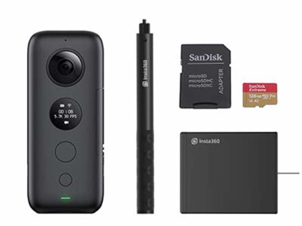 【Amazonプライムデー】360°カメラ三銃士を連れてきたよ「Insta360 ONE X」「Insta360 ONE」「Insta360 PRO 2」がセール中!