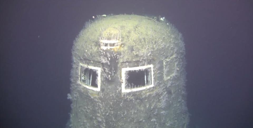沈没したソ連の潜水艦を調べたら、通常の80万倍の放射線量だった