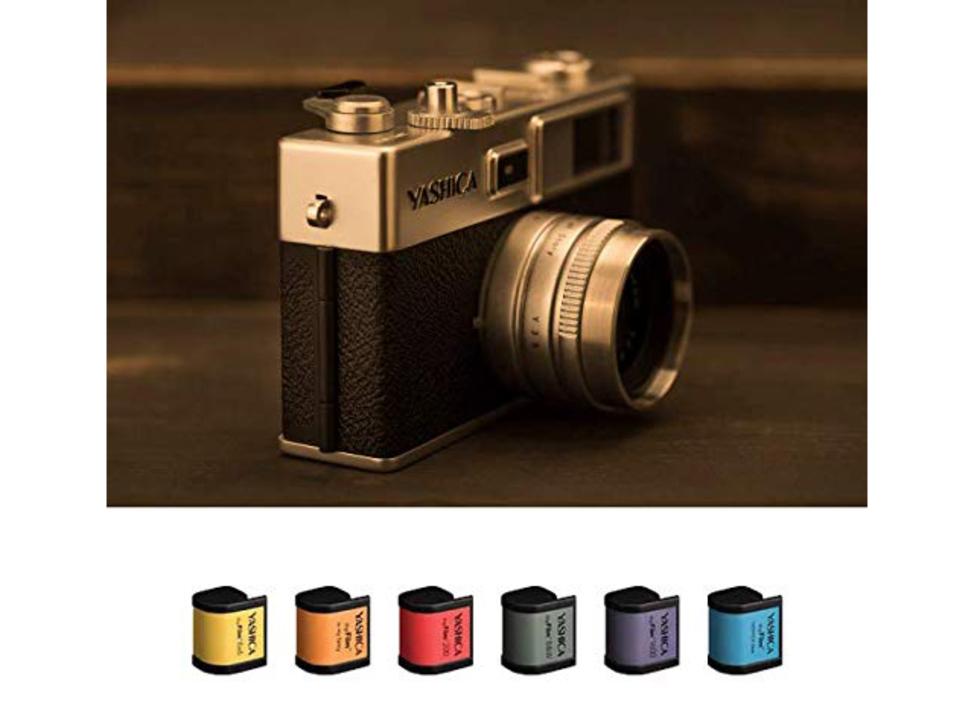 このフィルム、アナログだけどデジタルなんです。ヤシカの「digiFilm Camera Y35」が読者限定で15%オフに!