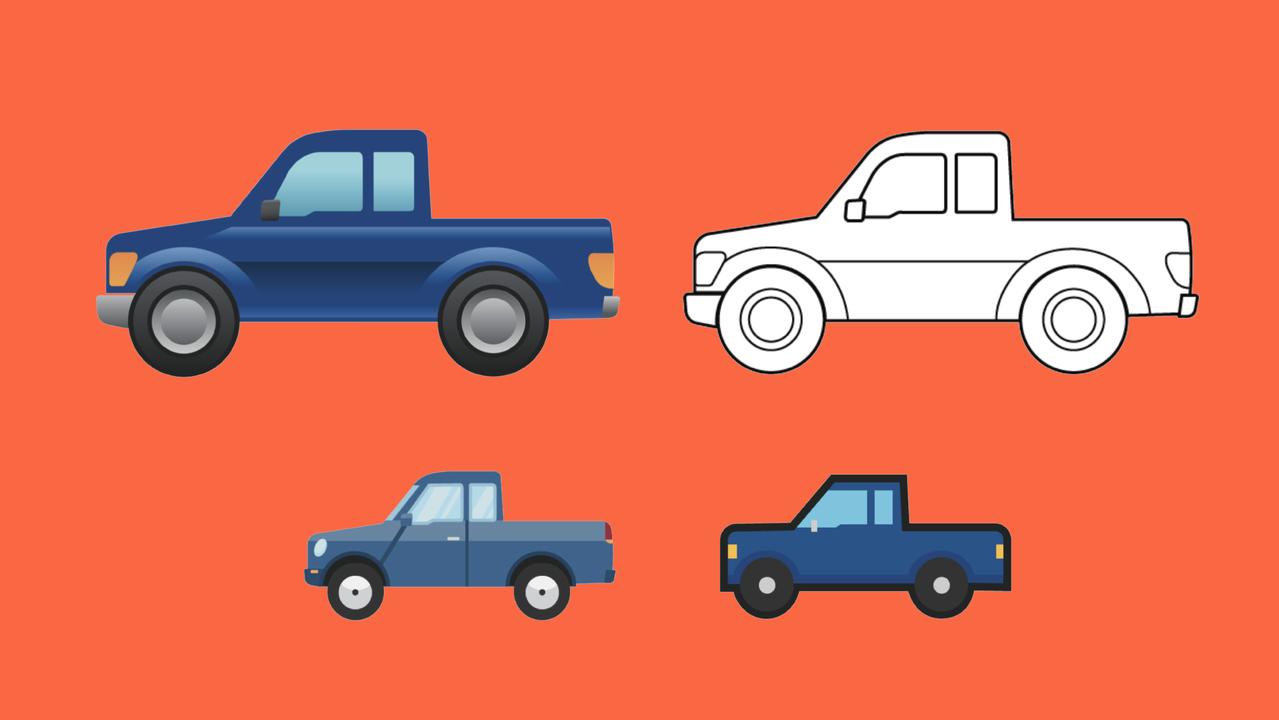 今年追加されるピックアップ・トラックの絵文字、実はFordの仕業だった