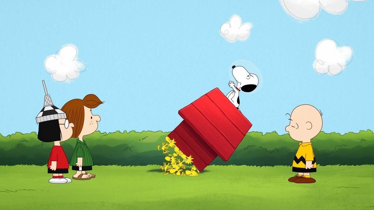 Apple TV+限定配信『Snoopy in Space』のトレイラー公開 ほほう、これは期待できそう
