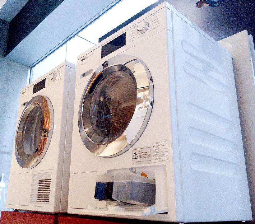 洗濯物を絶対殺菌するマシン。ミーレの洗濯機「W1」が熱い(物理的に)