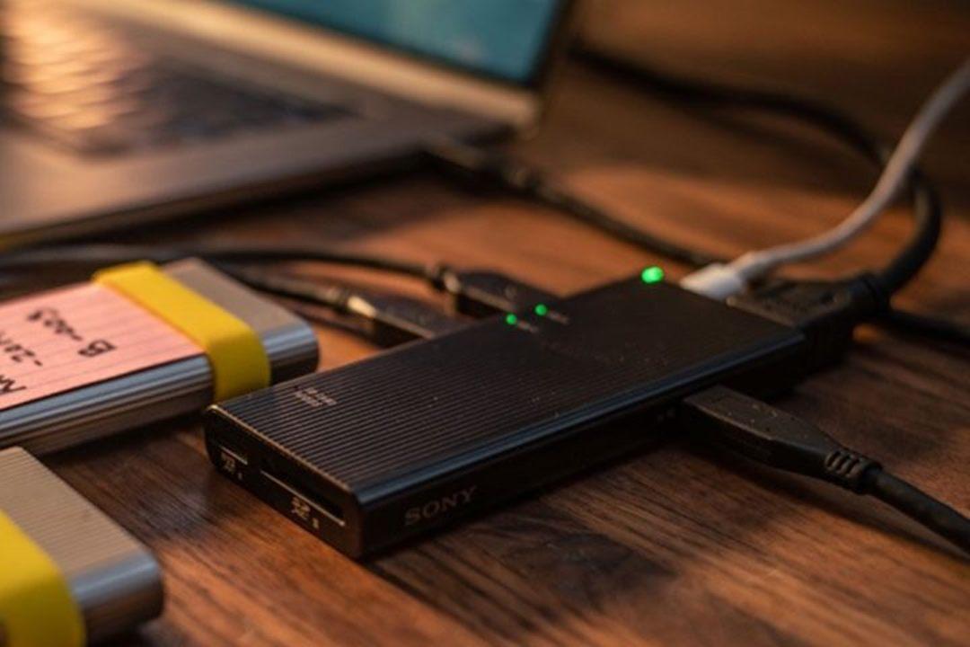 6100万画素、4K100Mbps時代に呼応する、ソニーの「世界最速多目的USBハブ」