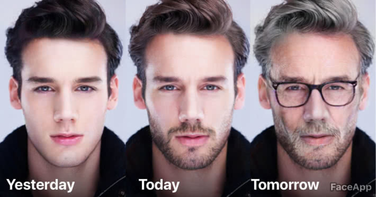 顔の性別や年齢を変えたりできるFaceAppのポリシーが怖い