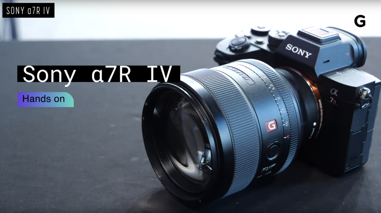 ソニー「α7R IV」動画ハンズオン:6100万画素がこんなにカジュアルに撮れていいの?
