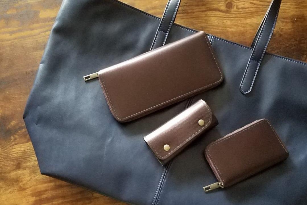 薄くて軽くてコンパクト! 厚さ15mmなのに収納力抜群な本革財布「セカンドウォレット」