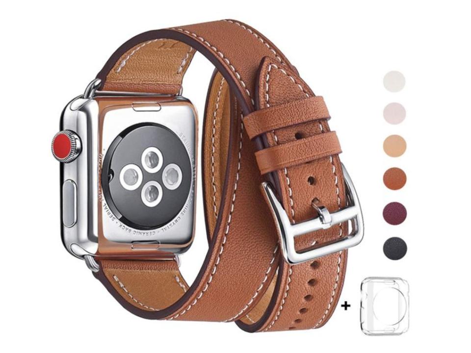 【きょうのセール情報】Amazonタイムセールで80%以上オフも! 1,000円台でApple Watch専用の二重巻きレザーベルトや2,000円台のタワー型電源タップがお買い得に