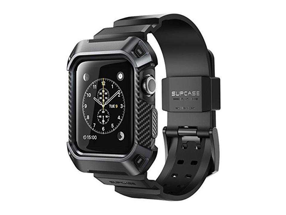 1600円くらい。Apple WatchがG-SHOCK風に強くなるリストバンド