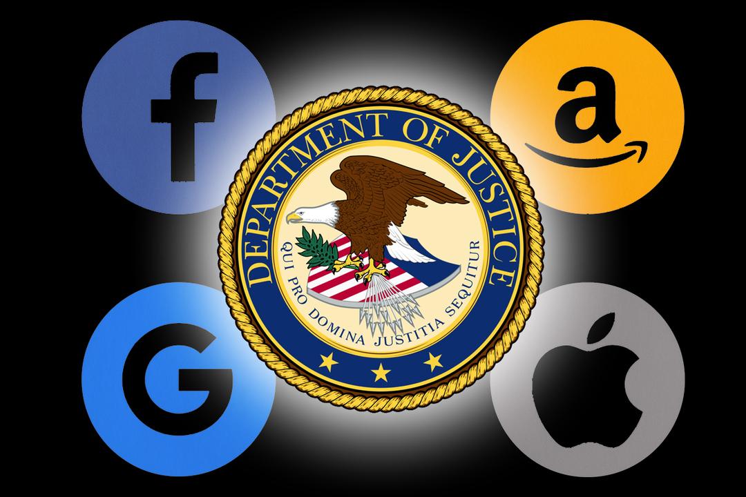 米司法省、巨大テック企業GAFAらに対して独占禁止法の疑いで調査する方針発表