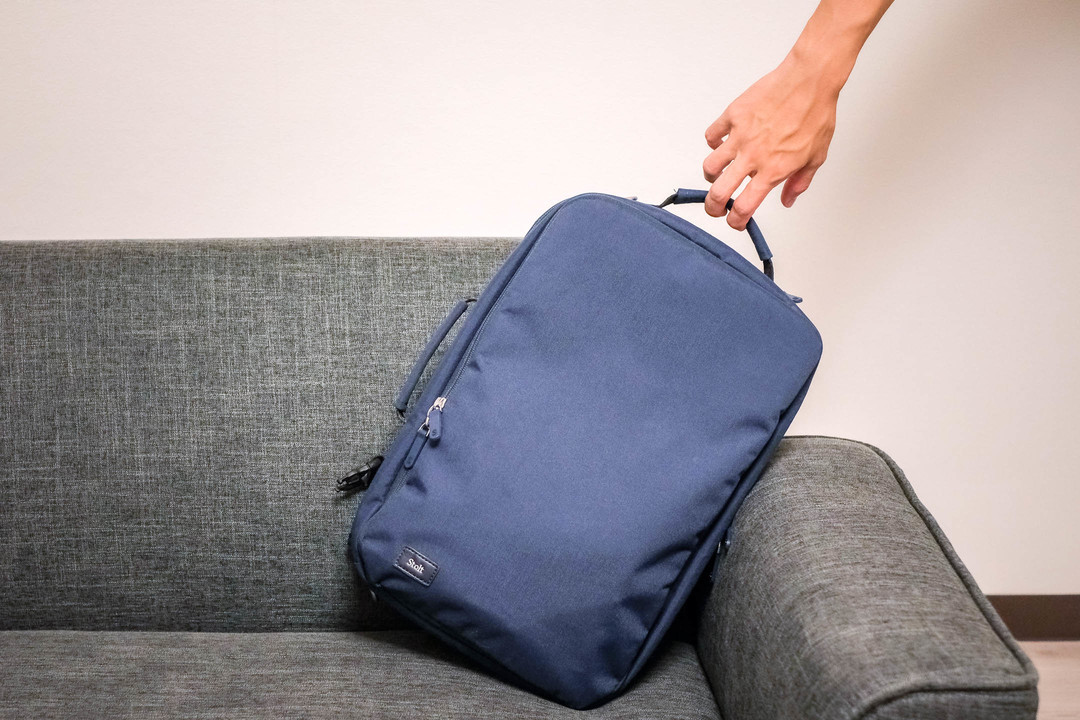 日本先行リリース! スリムに進化して帰ってきた英国発3Wayバッグ「Podium」を使ってみた