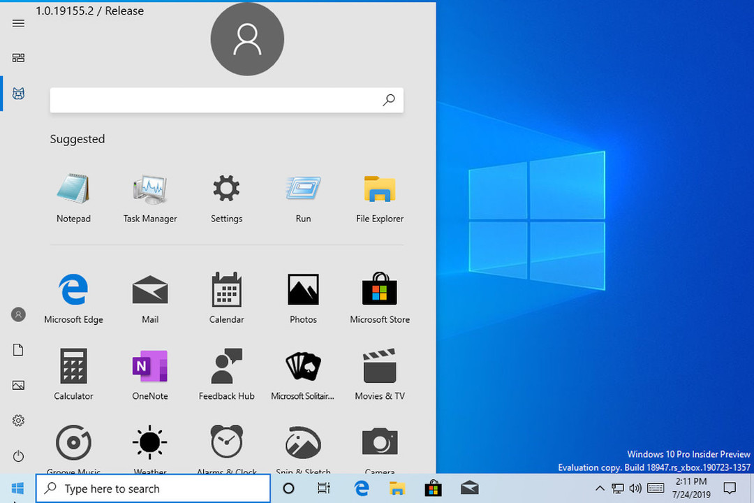 Windows 10のスタートメニュー、Live Tileがなくなるかも?