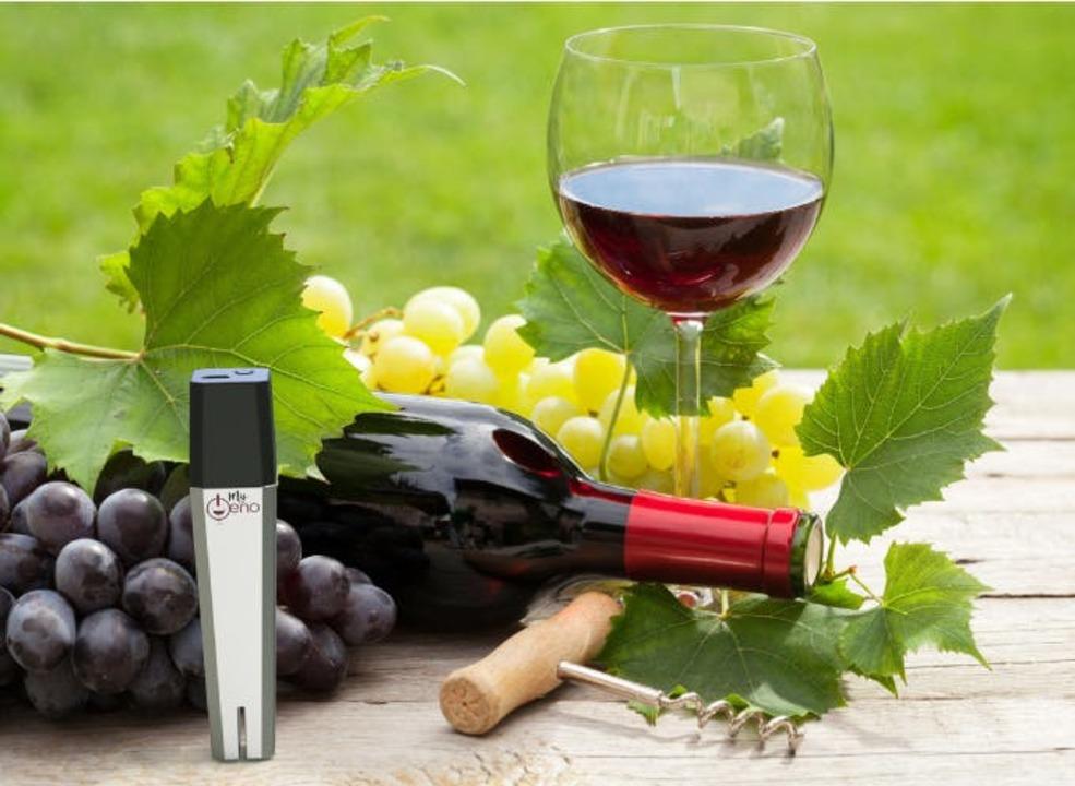 ワイン選びの失敗を減らせるかもしれない赤ワイン専用スキャナー「MyOeno」があと5日で終了