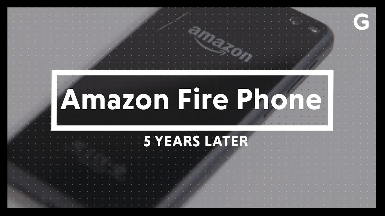 Amazonのあの駄作を振り返る。Fire Phoneは記憶よりもさらに駄作だった