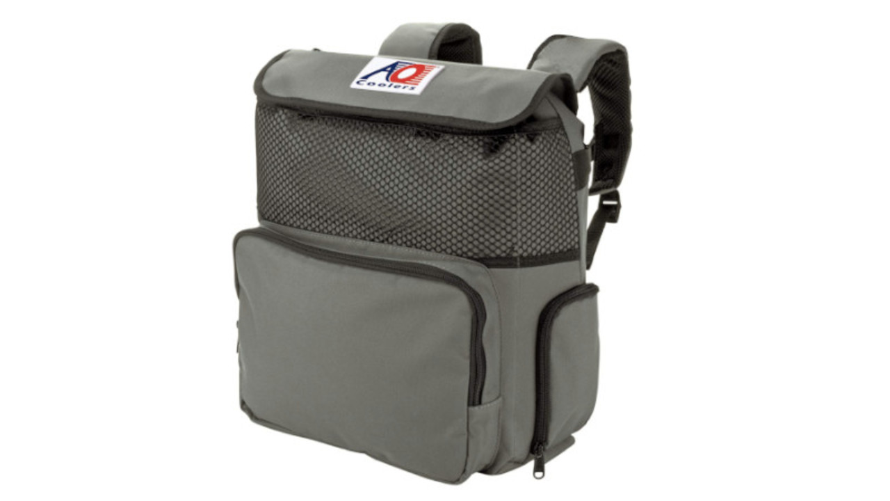 リュック・ショルダーバッグの2Way! 極めて高い保冷力を備えた「バックパック ソフトクーラー」
