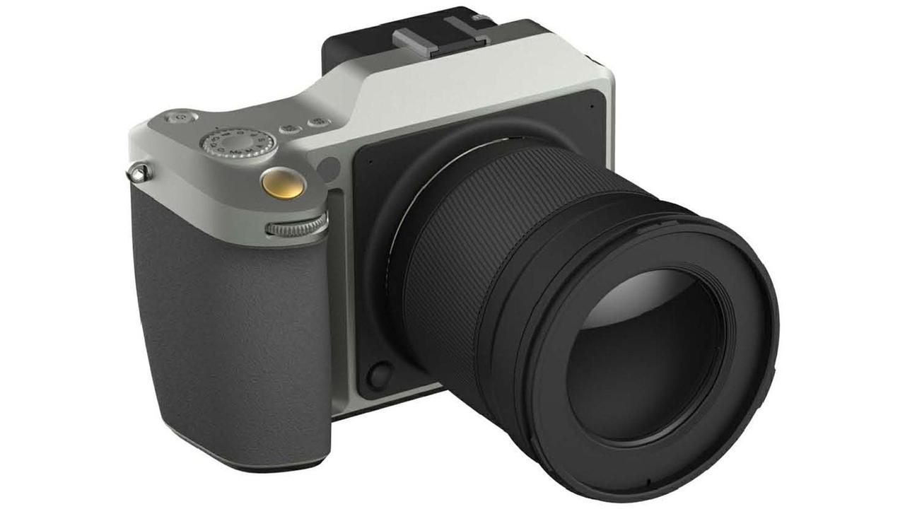DJIがレンズ交換式のミラーレスカメラを出すかも。「ハッセルブラッド X1D」そっくりの意匠権を中国で取得