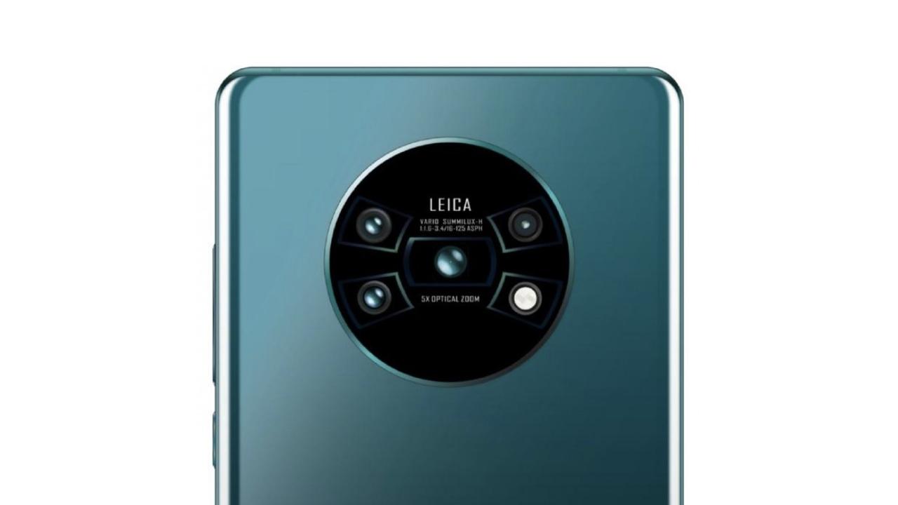 40MPカメラ2つって...Huawei 「Mate 30 Pro」のカメラが何やらすごそう