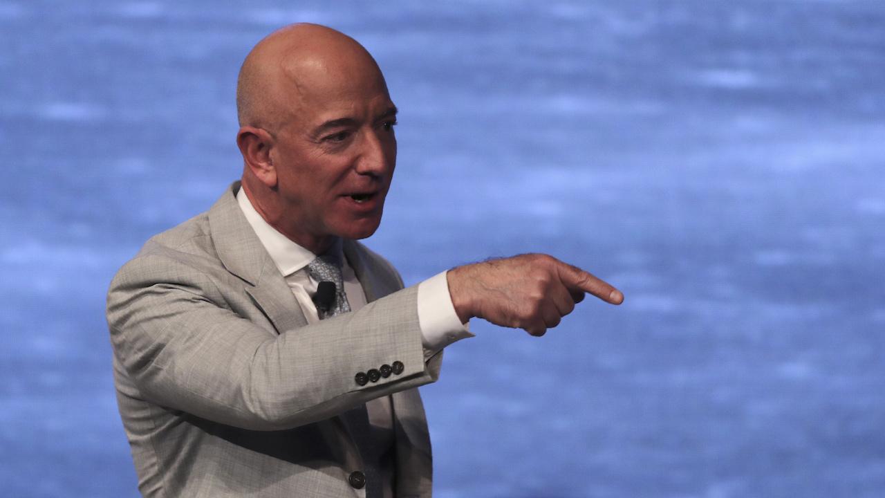 ジェフ・ベゾス、18億ドル相当のAmazon株を現金化