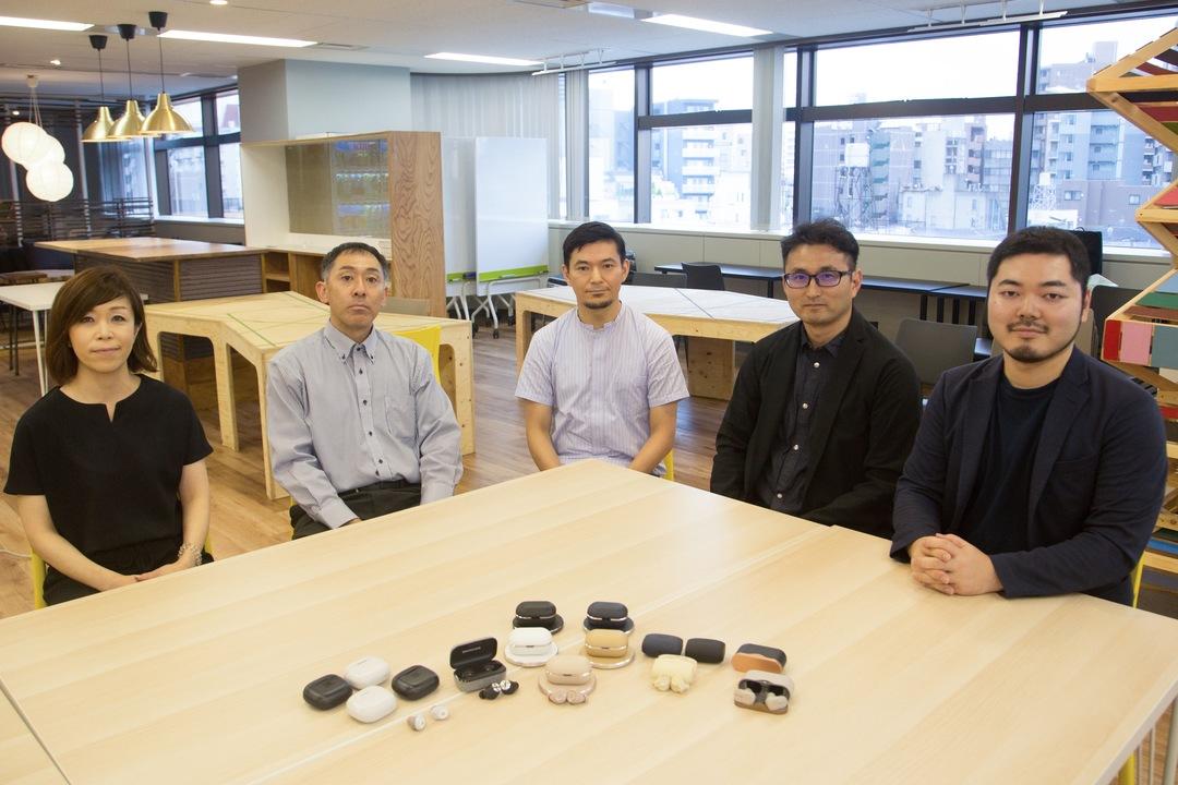 完全ワイヤレスイヤホンメーカー5社に聞く「ライバル製品どうですか?」:ガジェットメーカーさんいらっしゃい!