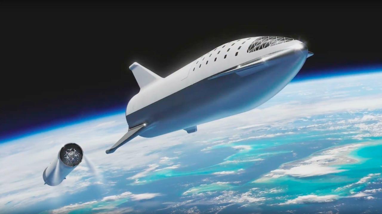 ついに完成形がお目見えか?イーロン・マスクがSpaceXの次世代ロケット「Starship」について何か発表するらしい
