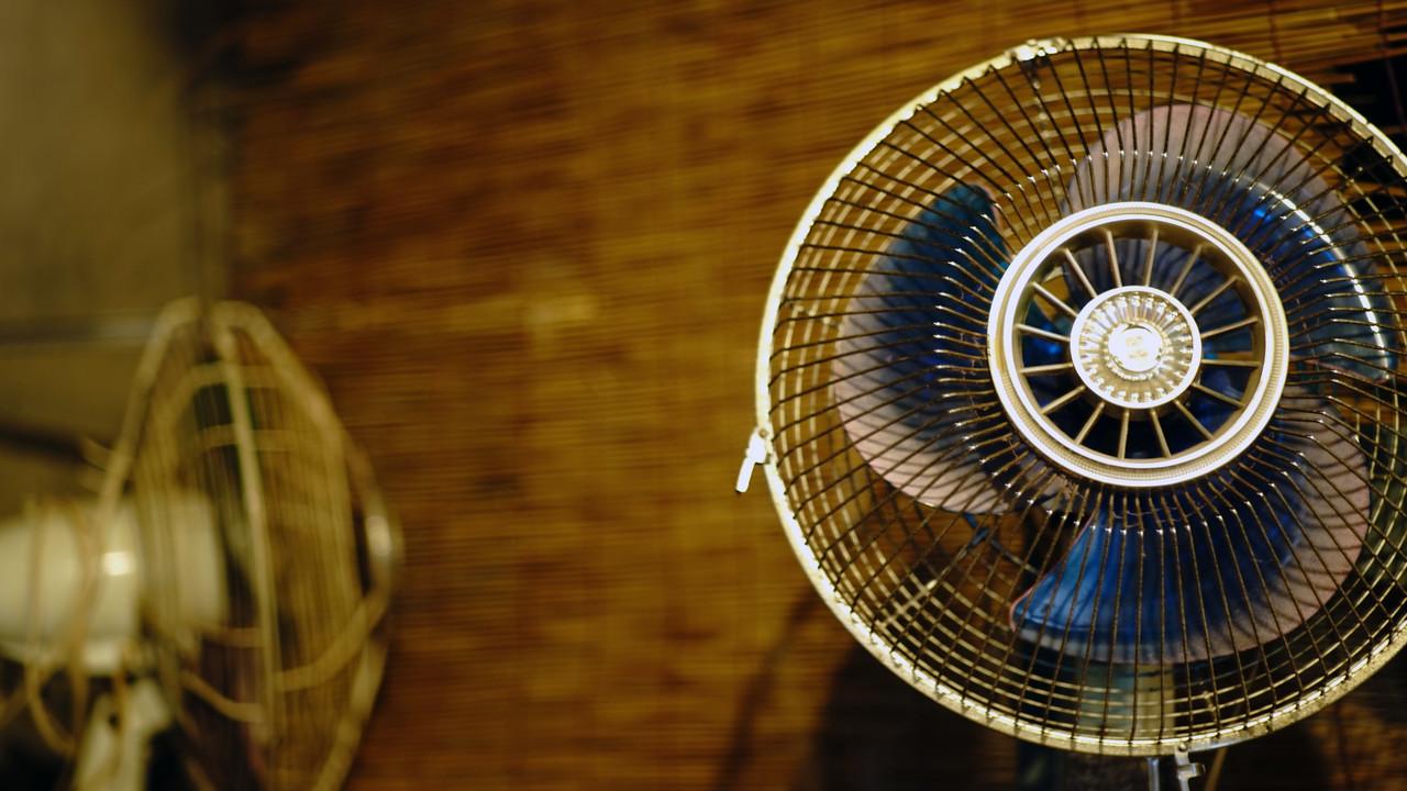 実験結果:扇風機が逆効果になるシチュエーションもある