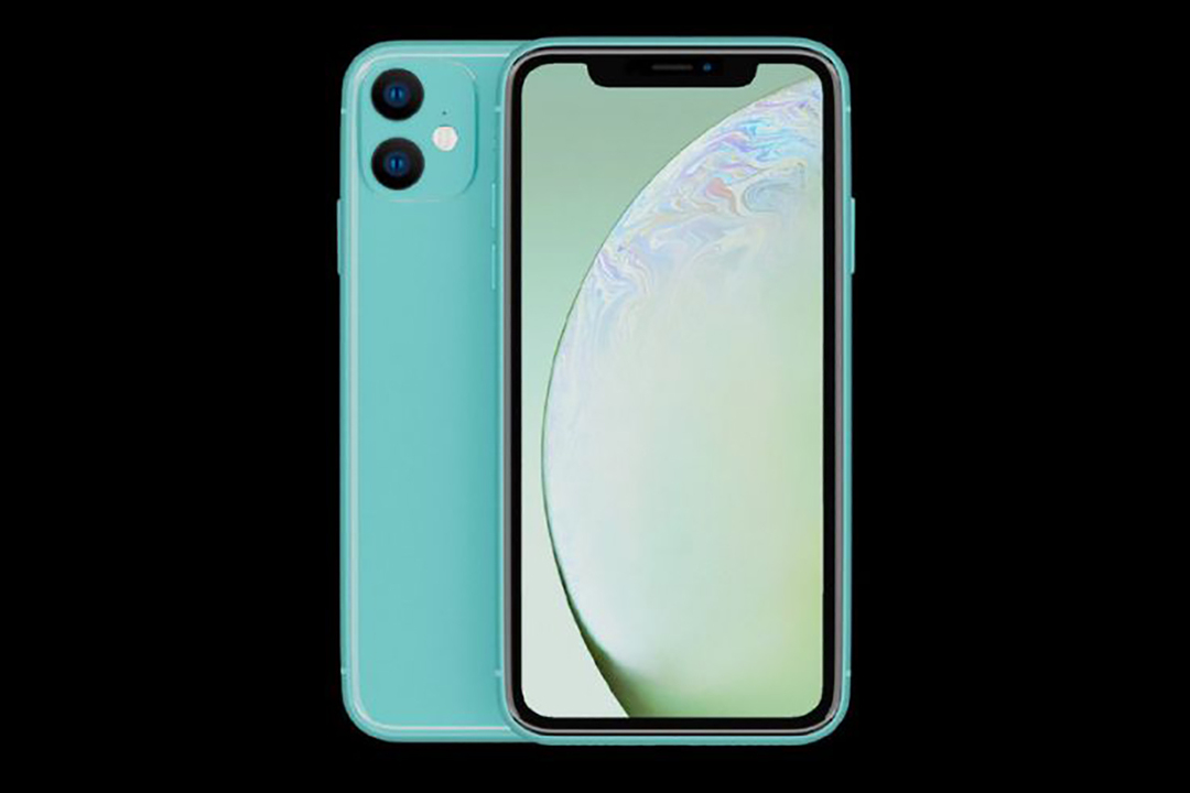 次は「ティファニーブルー」のiPhone XRが出る?(ティファニーは無関係、おそらく)