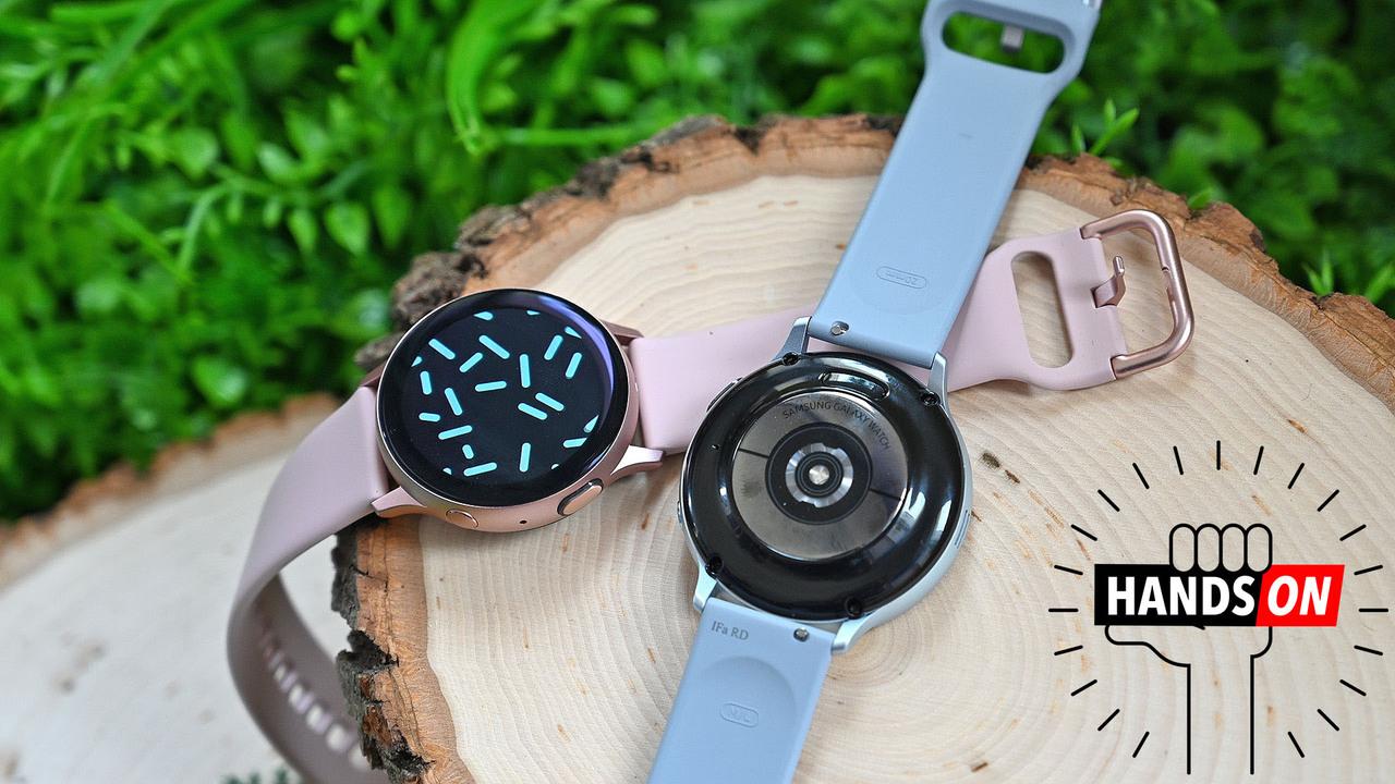 Samsung Galaxy Watch Active2ハンズオン:これが初代でよかったのでは!