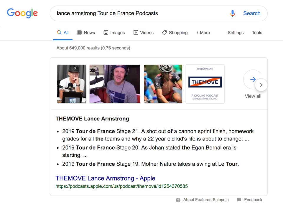 Googleがポッドキャストの内容をテキスト化、検索可能に