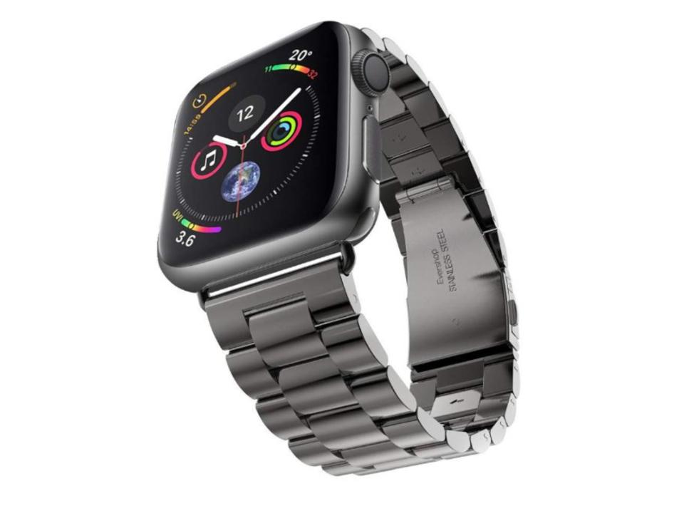 【きょうのセール情報】Amazonタイムセールで80%以上オフも! 2,000円台のApple Watch専用メタルバンドやUSB充電式のEMS腹筋ベルトがお買い得に