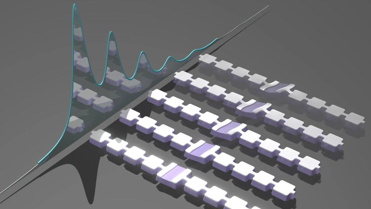 量子コンピューター開発のマイルストーン。音の粒子フォノンを測る「量子マイク」が作動