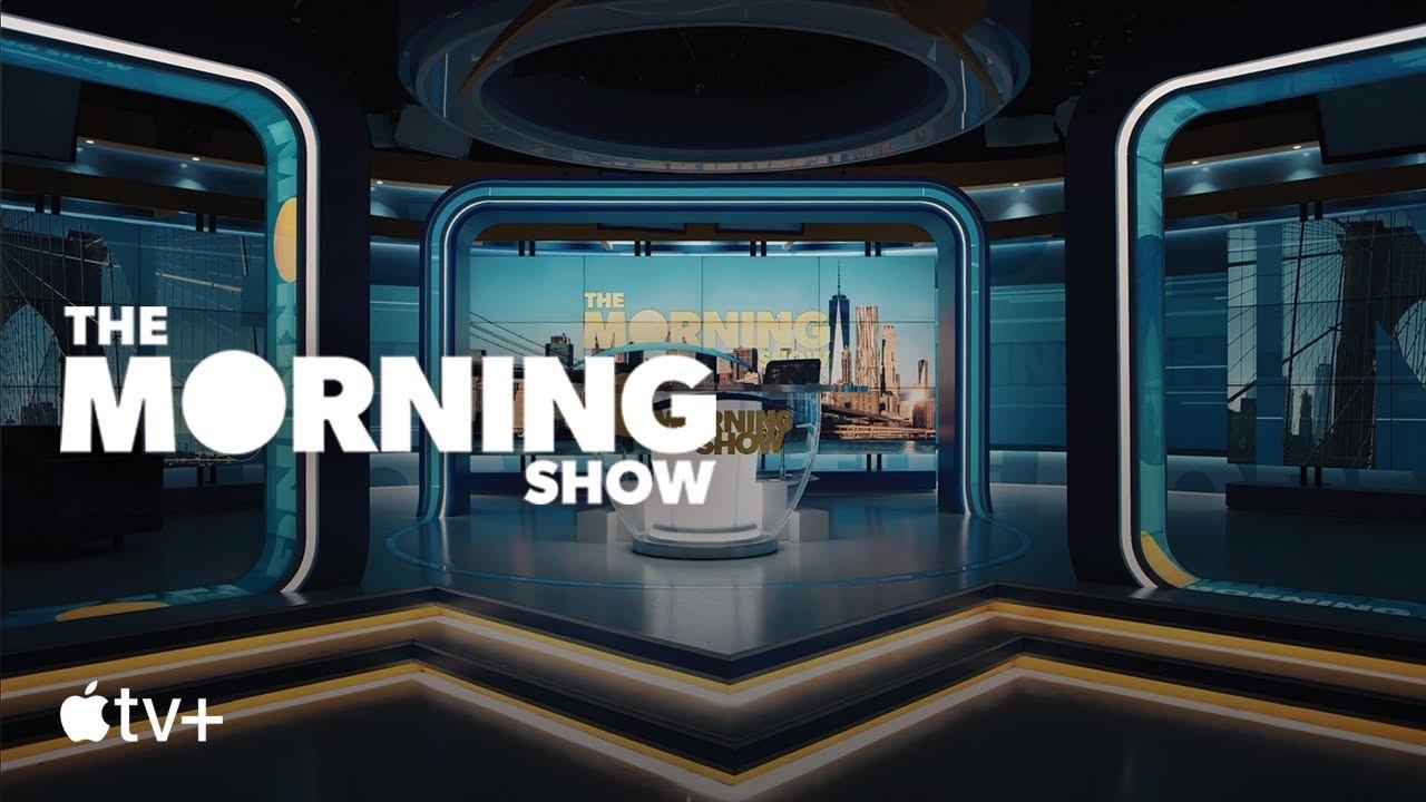 Apple TV+の新ドラマ『The Morning Show』ティザー公開。テレビジャーナリズムに切り込んだ内容か