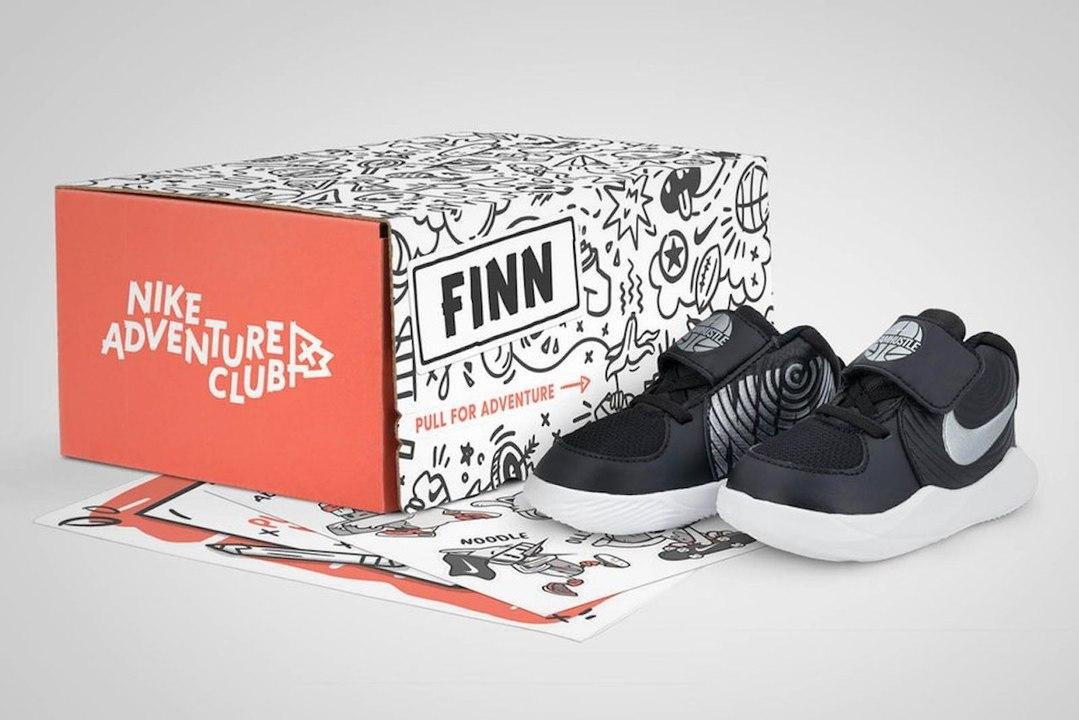 Nikeから子供靴のサブスクが登場。50ドルで毎月新品をゲット