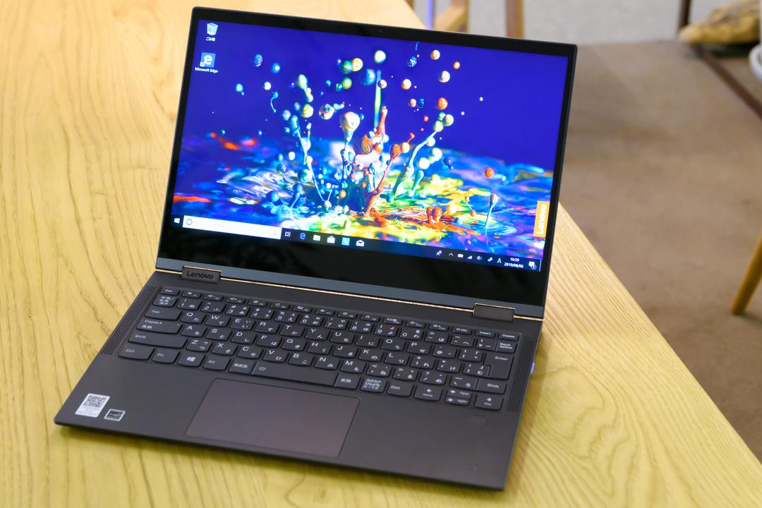 Lenovo Yoga C630レビュー:1年後に期待したい。意外とアリなWindows+Snapdragonマシン