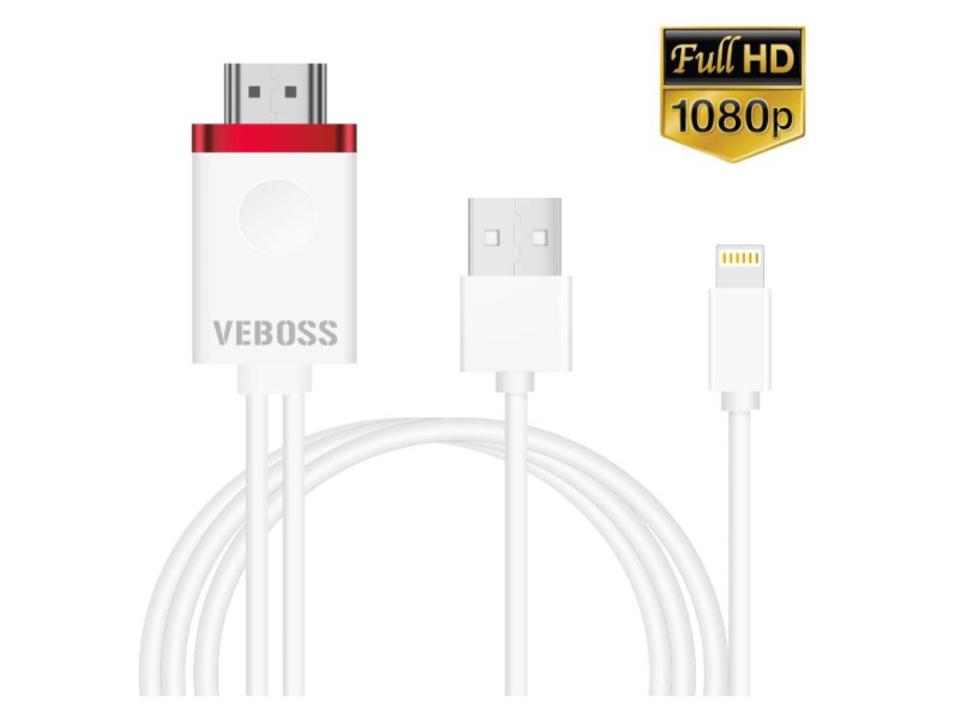 【きょうのセール情報】Amazonタイムセールで80%以上オフも! 1,000円台のLightning対応HDMI変換ケーブルや500円台のmicro USB / Type-C変換アダプタ4個セットがお買い得に