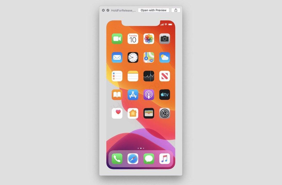 新型iPhoneの発表イベントは9月10日? iOS 13のベータ版から意味深画像を発見