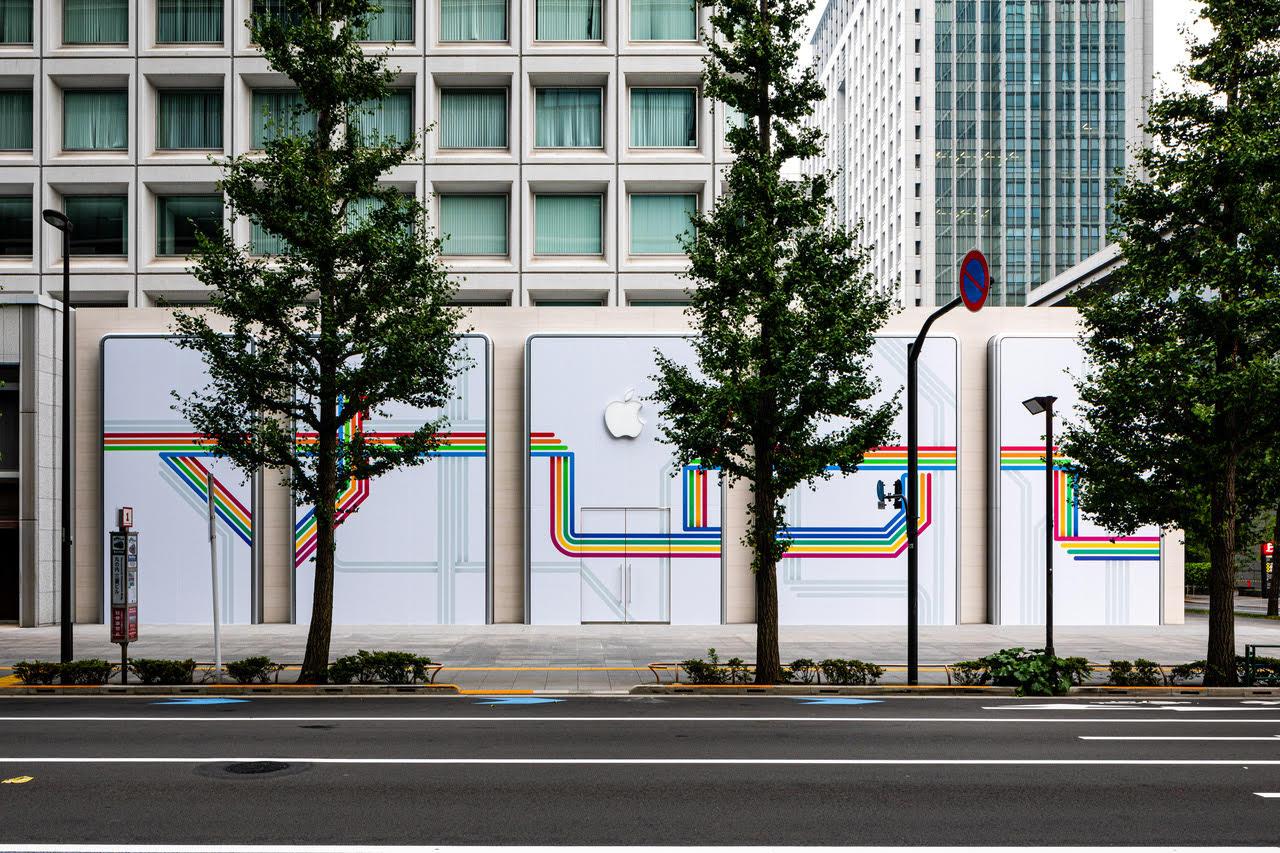 新しいApple直営店は「丸の内」にオープン決定。都内で5店舗目