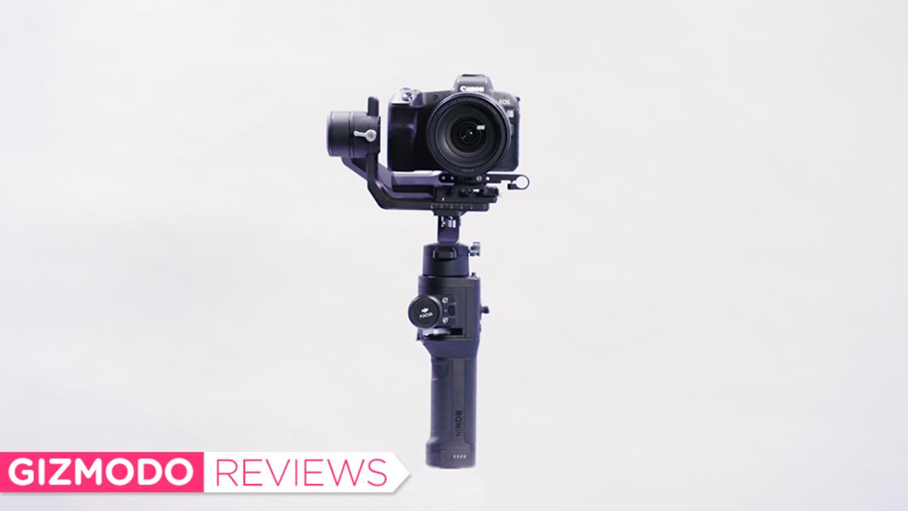 ミラーレスカメラ用ジンバルDJI Ronin-SCレビュー:最も安く手軽にハリウッドが体験できる