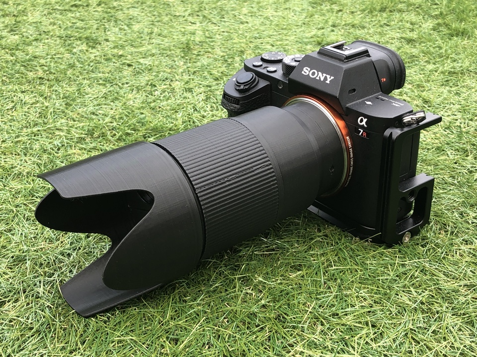 3Dプリンターで一眼カメラのレンズ、自作できるだなんて...いい時代になったもんです!