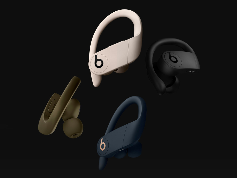 H1チップ搭載のPowerBeats Pro、全色買えるようになりました