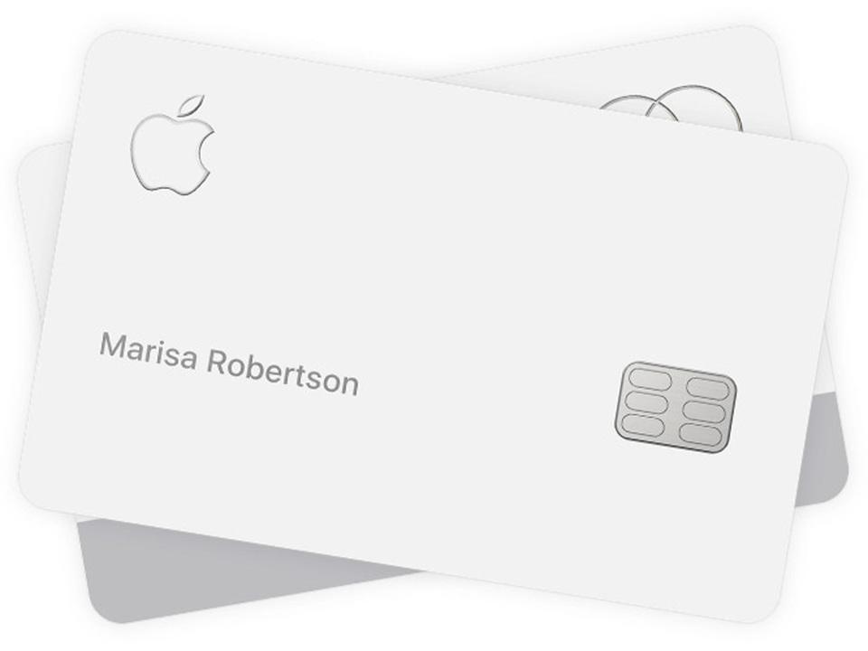 Apple Cardは花のように繊細だ