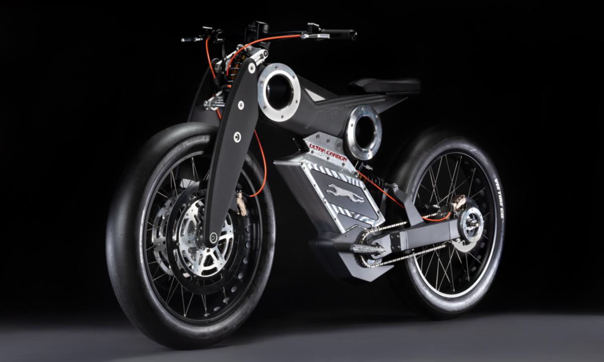 ゴツくてカッコ良い! 1000Wで走るイタリア製カーボンSUVのeバイク