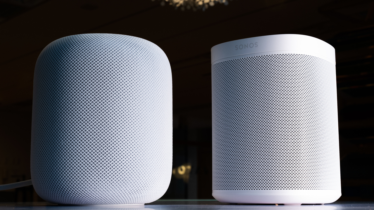 HomePod vs Sonos One:1台で使うならどっちが買い?【動画】