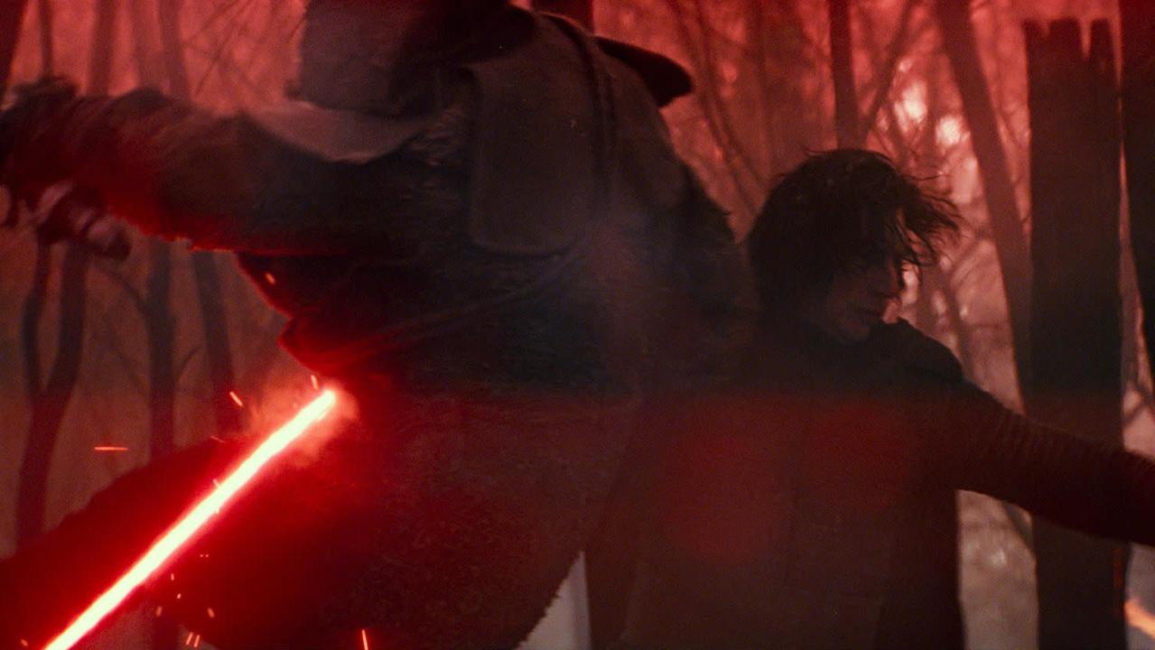 『スター・ウォーズ/スカイウォーカーの夜明け』の新映像を見てきた。レイが暗黒面に堕ちている…!?