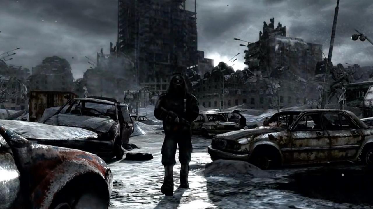 ゲーム「Metro 2033」の原作小説、映画化決定