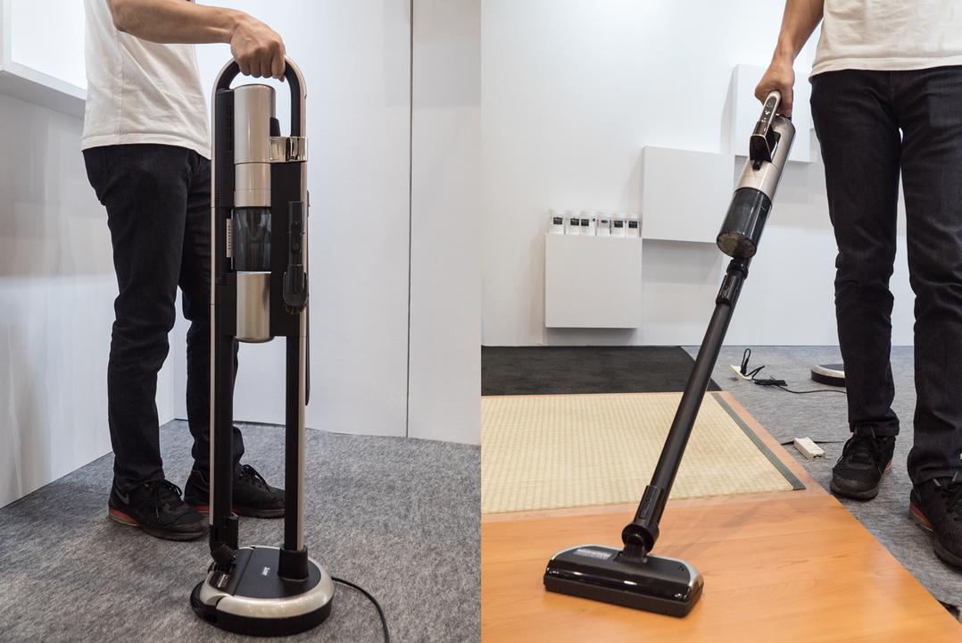 「掃除の手軽さ」を突き詰めたコードレス。三菱「ZUBAQ(ズバキュー)」に新モデルが追加