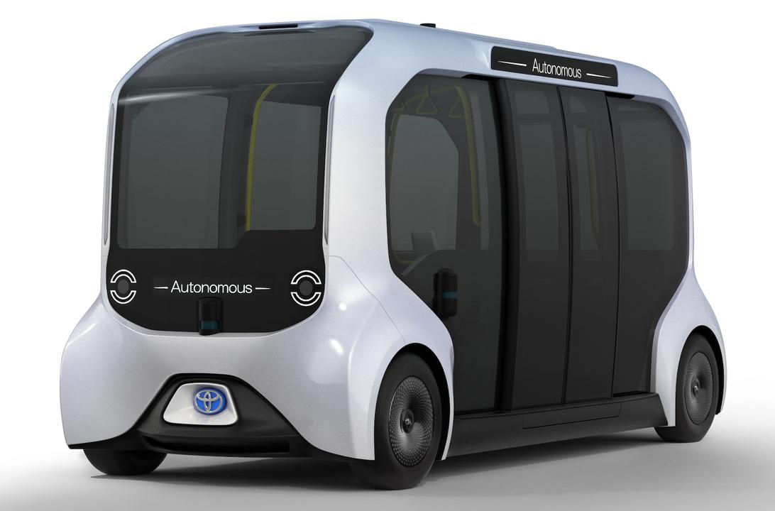 乗れるぞ! 東京オリンピック・パラリンピックではトヨタが約850台の電動車を展開