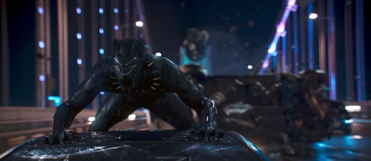映画『ブラックパンサー2(仮)』は2022年5月公開ですって