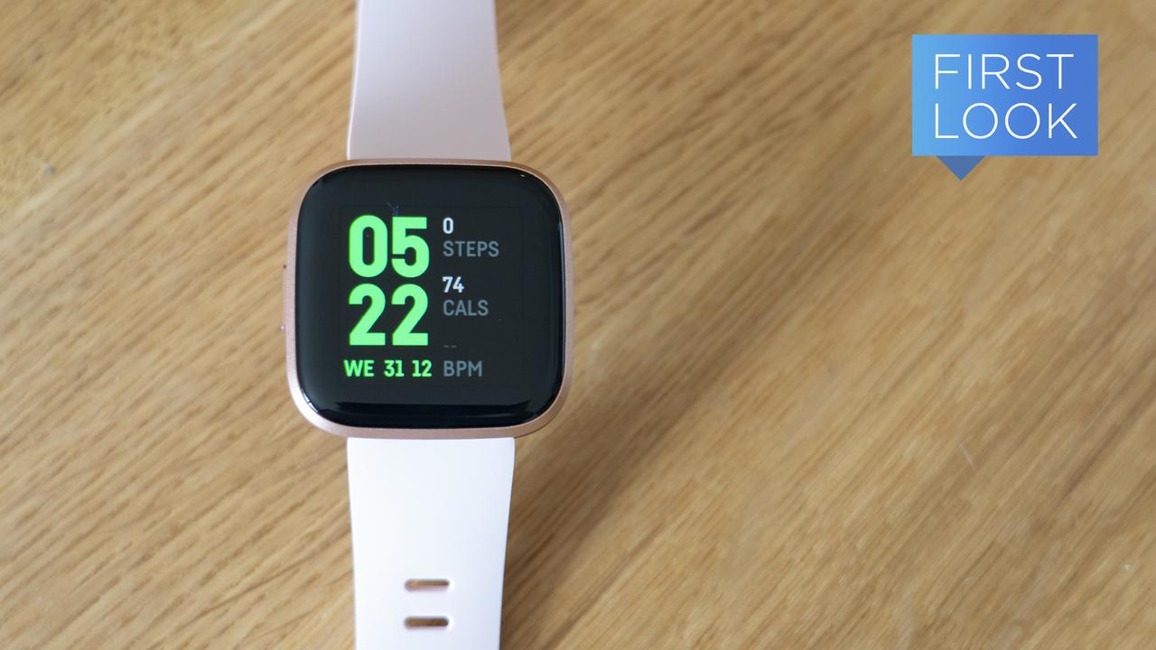 Fitbit Versa 2ハンズオン:Apple Watchの独占に風穴が空くかも