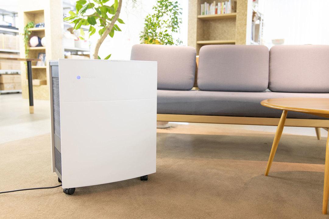 毎日吸うお部屋の空気をめっちゃキレイに。Blueair空気清浄機のフィルターがすごい