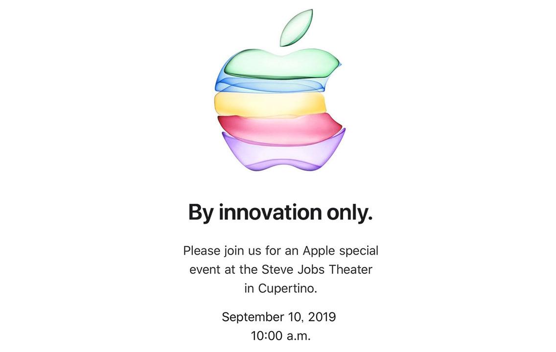 【速報】 Apple秋イベントは9月10日開催! 新型iPhoneカモン!